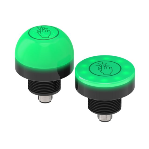 General Purpose Illuminated Touch Buttons