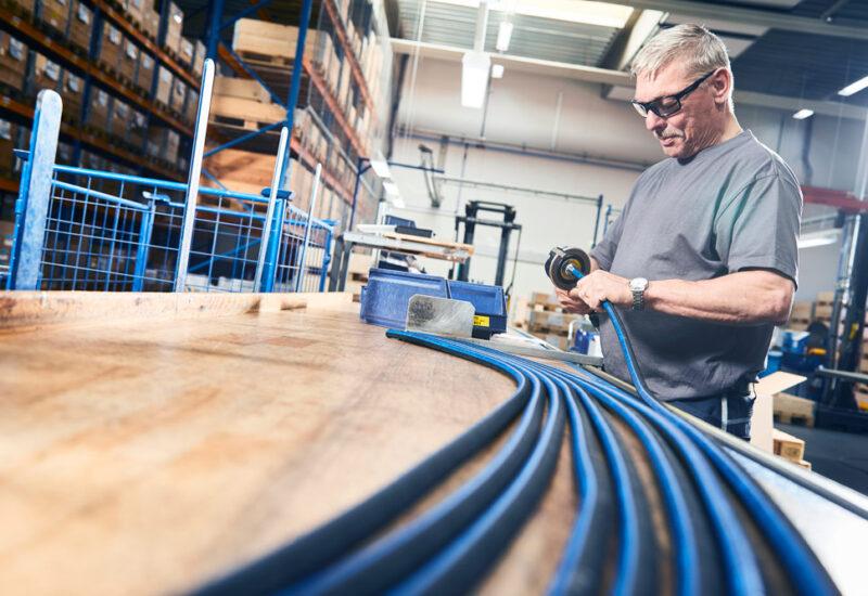 Binar Solutions hjälper HydraSpecma till högre kvalitet och ökad produktivitet