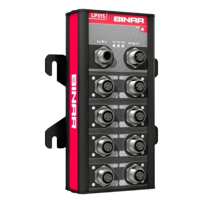 LP315   LP317 – M12 I/O-box
