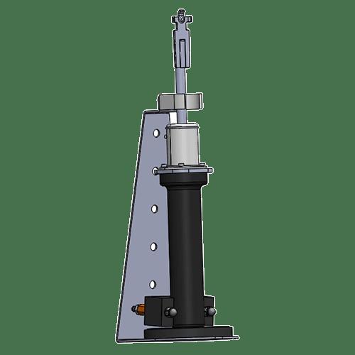 Verktyg för att fixera MUBEA Popp clamps slangklämmor