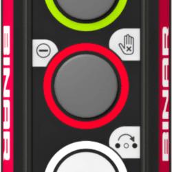 Stopp-knapp