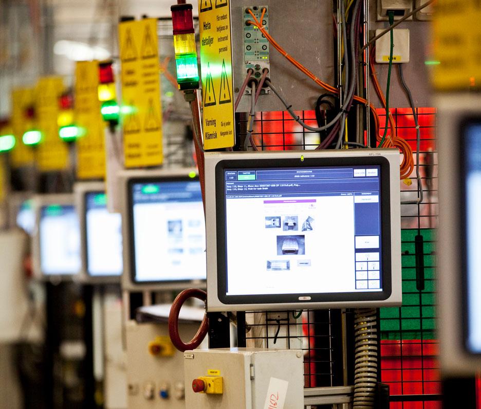 Digitala instruktioner från Binar