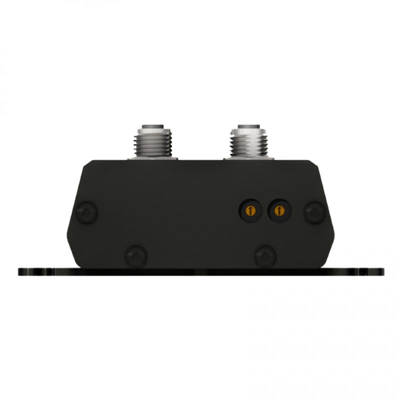 LP315 | LP317 – M12 I/O-box, bottom