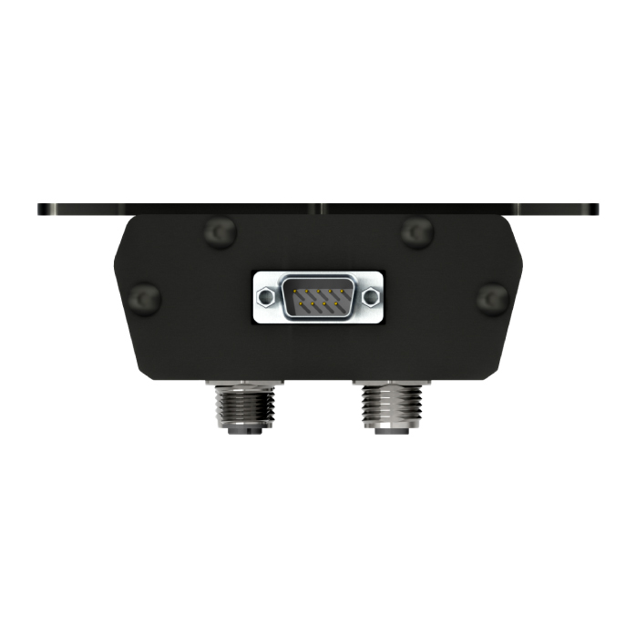 LP315 | LP317 – M12 I/O-box, front
