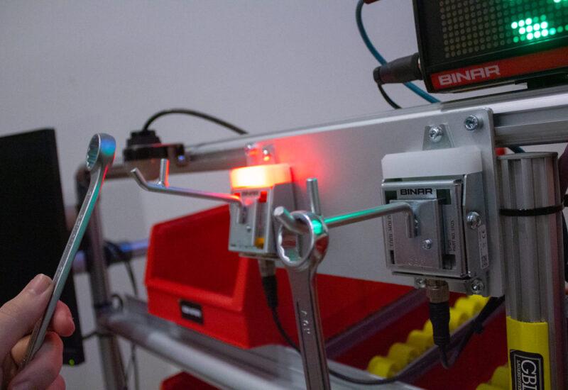 Smart verktygshållare för smart produktion